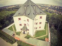 Bílá hora + letohrádek hvězda #dji #phantom #prague #aerial #rc #czech #czechigers #photooftheday #i