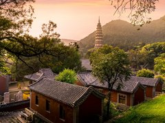 Lingyan Temple - China