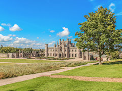 Lowther Castle Penrith Cumbria