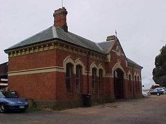 Maldon railway station, Victoria