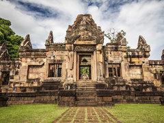 Prasat Hin Muang Tum, Burirum, Thailand