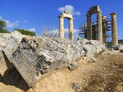 Temple of Zeus at Nemea