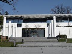Parc du musée olympique - Lausanne
