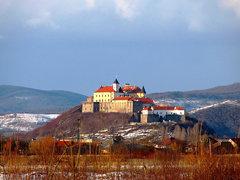 chateau de palanok