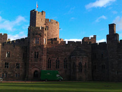 Peckforton Castle, Cheshire - Dec 2011 (19)