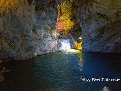 Pertosa (SA), 2015, Le grotte dell'Angelo.
