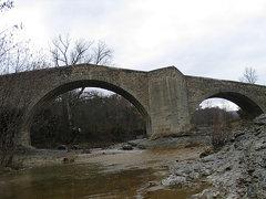 Pont roman de Mane