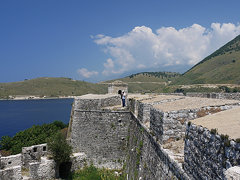 Ali Pasha Castle, Porto Palermo, Albania