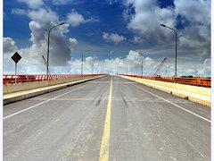 Prek Tamak Bridge, Cambodia