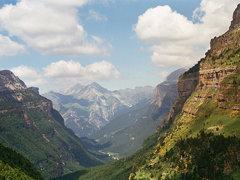 202-Sierra de las Cutas desde la Faja de Pelay