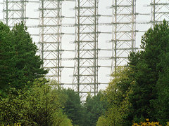 Duga-3 array (Russian Woodpecker)