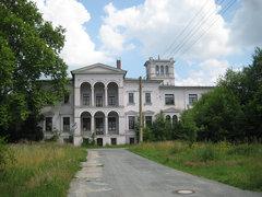 1885 Magdeburg spätklassizistisches Herrenhaus mit Belvedere des Moritz Paul Hennige (1839-1903) Sch