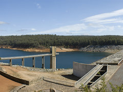 Serpentine Dam Panorama