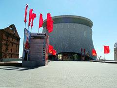 Stalingrad - Panorama museum, Volgograd, Russia