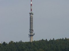 Sucha Gora TV Tower