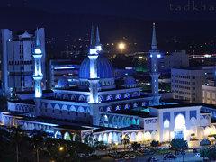 masjid sultan haji ahmad shah