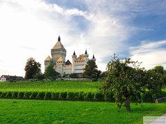 Vufflens le Château