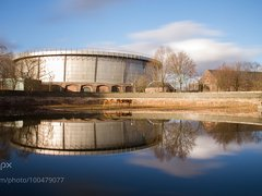 Gashouder Westergasfabriek, Amsterdam