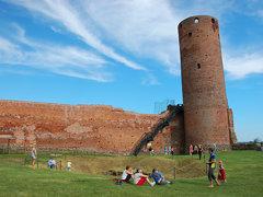 Czersk castle