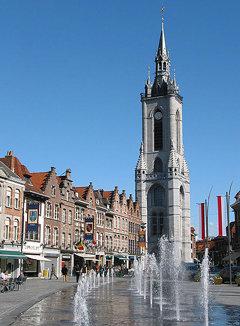 Belfry of Tournai