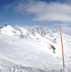 No sign of a piste. #austria