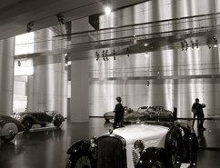 Main Exhibition 2, BMW Museum, Munich
