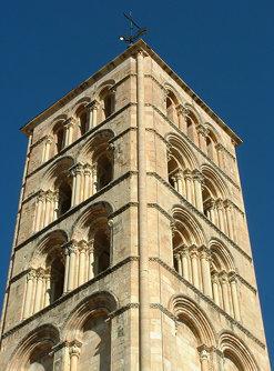 Iglesia de San Esteban - Detalle torre 2