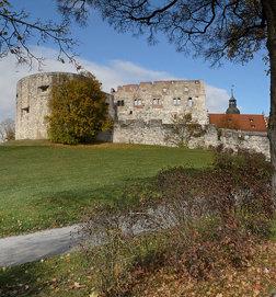 Schloss Hellenstein - Eine von vielen Ansichten