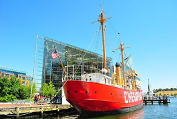 United States lightship Chesapeake (LV-116)