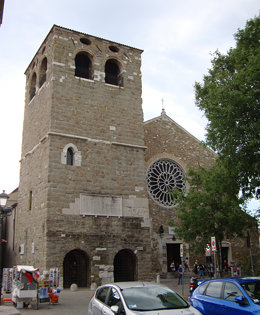 Trieste Cathedral (Trieste, Italy)