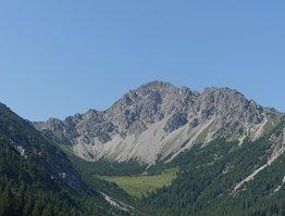 "Eglise de Schaan (la plus grande ""ville"" du Liechtenstein) - 2011-07"