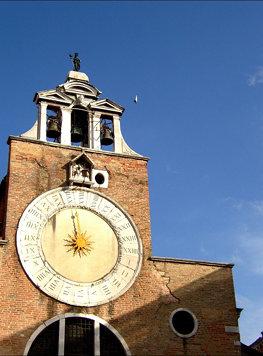 Campo Santi Apostoli (?) - Venetian Clock