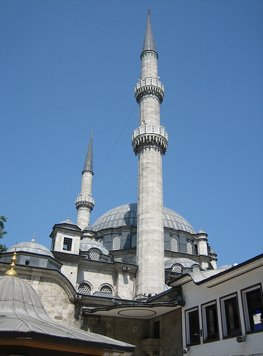 Eyup Sultan Mosque, Istanbul, June 2007