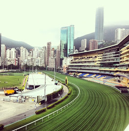 At the racecourse... for meeting! #Hongkong #hk #iphonegraphy #iphonography #igers #hkig