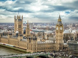 Vestminsterio laikrodžio bokštas