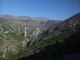 Mala-Rijeka-Viadukt