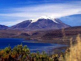 Las Vicuñas National Reserve