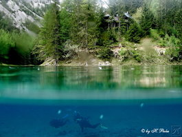 Green lake (Tragöß)