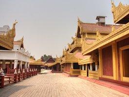 Palacio de Mandalay