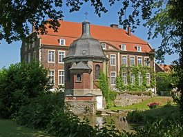 Wasserschloss Wilkinghege