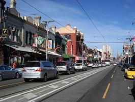 Brunswick Street, Melbourne