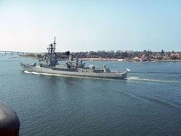 HMAS Hobart (D 39)