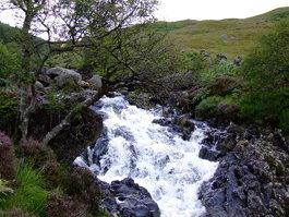 Buchan Waterfall