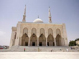 Mosque Emir Abdelkader