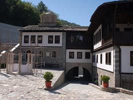 Saint Jovan Bigorski Monastery