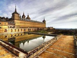 San Lorenzo de El Escorial-i királyi kolostor