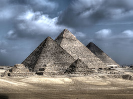Necròpolis de Gizeh