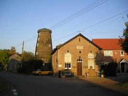Buxhall Windmill