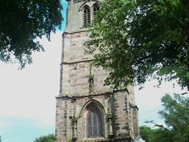 St Chad's Church, Wybunbury