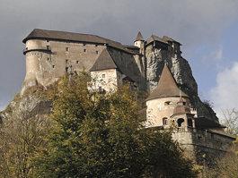 Orava (castle)